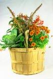 bukieta spadek kwiaty Zdjęcia Stock