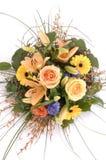 bukieta wiązki kwiaty Obrazy Stock