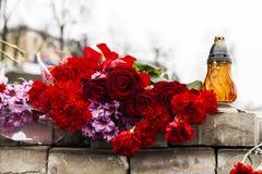 Bukiety kwiaty Zdjęcia Stock