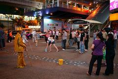 Bukit Bintang Royalty Free Stock Photography
