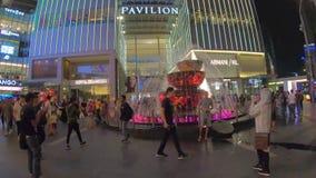 Bukit Bintang Kuala Lumpur almacen de video