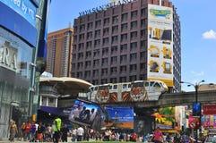 Bukit Bintang, Kuala Lumpur, Malaisie photographie stock