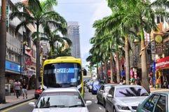 Bukit Bintang, Kuala Lumpur, Malasia Fotos de archivo libres de regalías