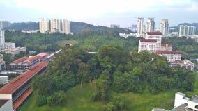 Bukit centrale Batok royalty-vrije stock afbeelding