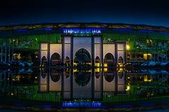 Bukit Jalil国民体育场 免版税库存图片