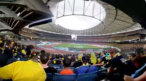 BUKIT JALIL STADIUM Stock Photography
