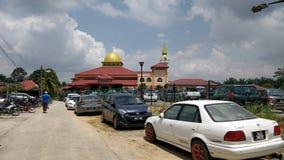 Bukit Kapar moské Royaltyfri Foto