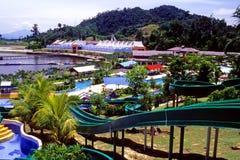 Bukit Merah Water Park Royalty Free Stock Images