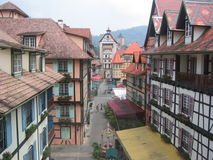 Bukit Tinggi Resort Stock Photo