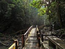 Bukit Wang Recreational Forest em Jitra, Kedah, Mal?sia fotos de stock