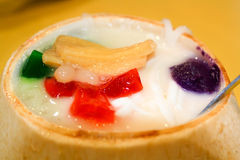 Buko Halo-halo Stock Images
