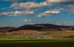 Bukova lake Stock Images