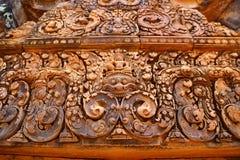 Bukta av Angkor Wat Temple, Siem Reap, Cambodja Royaltyfri Bild