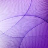 Buktat abstrakt begrepp fodrar på blured bakgrund modern illustration Royaltyfri Fotografi