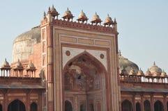 Buland Darwaza на Fatehpur Sikri Стоковое Изображение RF