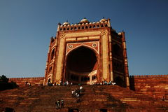 BULAND DARWAZA Royalty Free Stock Photo