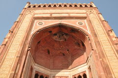 Buland Darwaza at Fatehpur Sikri Royalty Free Stock Photo