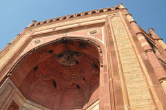 Buland Darwaza at Fatehpur Sikri Stock Images