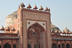 Buland Darwaza at Fatehpur Sikri Royalty Free Stock Image