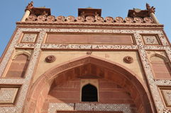 Buland Darwaza at Fatehpur Sikri Stock Photos