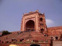 Buland Darwaza, Fatehpur Sikri, Agra Στοκ εικόνες με δικαίωμα ελεύθερης χρήσης