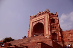 Buland Darwaza, Fatehpur Sikri, Agra Royalty Free Stock Photos