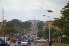 Bulange Lukiiko Parliament in Kampala Stock Photography