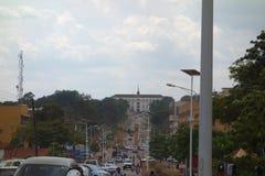 Bulange Lukiiko Parliament in Kampala Royalty Free Stock Photography
