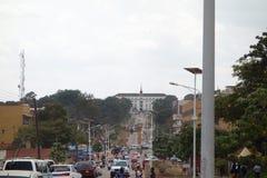 Bulange Lukiiko Parliament in Kampala Stock Image