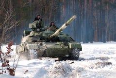 Bulat tank Royalty Free Stock Images