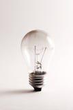 Bulb. Burnt out lightbulb Stock Image