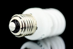 Bulb in close-up Royalty Free Stock Image