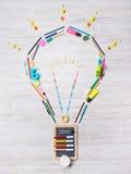 bulb creative light στοκ εικόνες με δικαίωμα ελεύθερης χρήσης