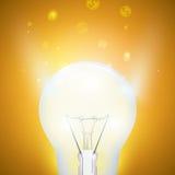 Bulb design. Stock Image