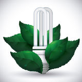 Bulb design, vector illustration. Royalty Free Stock Photo