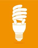 Bulb electric Royalty Free Stock Photos