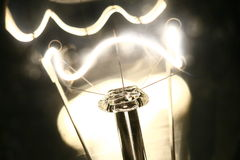 Bulb energy Royalty Free Stock Images