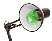 Bulb globe Stock Photography