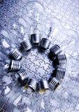 Bulb light Stock Photography