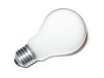 bulb light Στοκ Φωτογραφίες