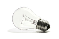 Bulb light Stock Image