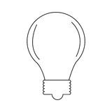 Bulb light icon Stock Photos