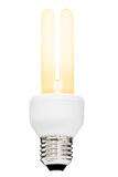 Bulb light isolated Stock Photography
