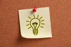 Bulb light Royalty Free Stock Photos