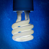 Bulb low dispersion. New technologies. bulb low dispersion royalty free stock photos