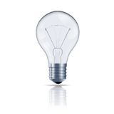 Bulb off Royalty Free Stock Images