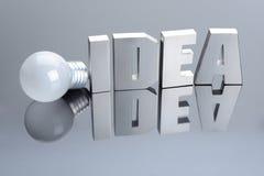 Idea concept Stock Image