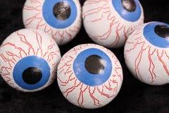 Bulbi oculari della confetteria Fotografie Stock Libere da Diritti