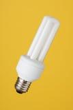 Bulbo ahorro de energía fotografía de archivo