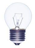 Bulbo ahorro de energía en a Imagenes de archivo